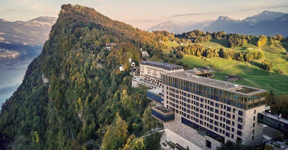 BÜRGENSTOCK HOTEL & SPA