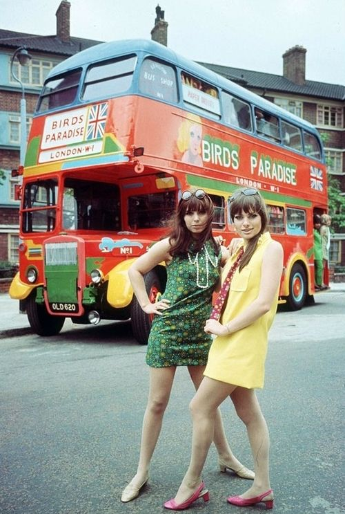 Swinging London Style